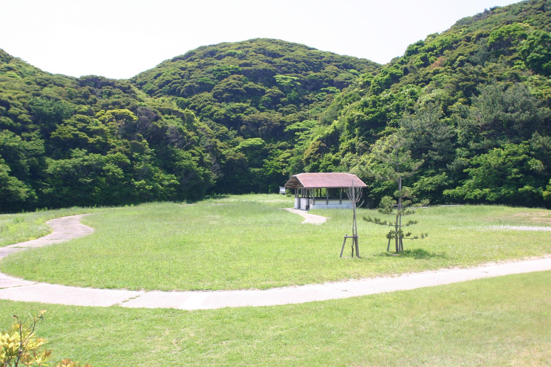 串山海水浴場・串山キャンプ場-9