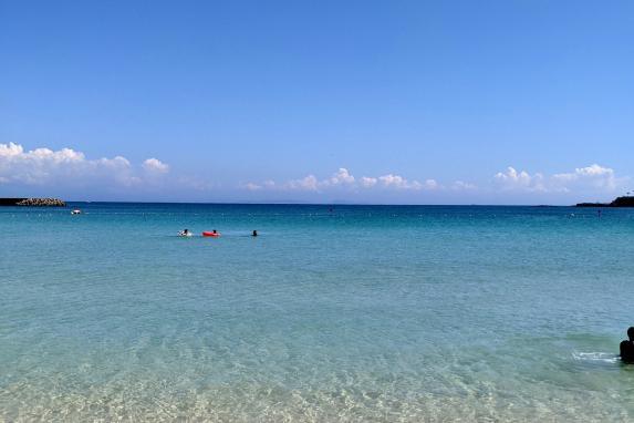 筒城浜海水浴場-3