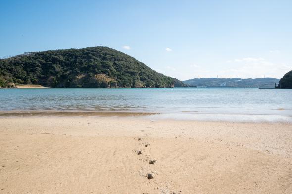 辰ノ島海水浴場-9