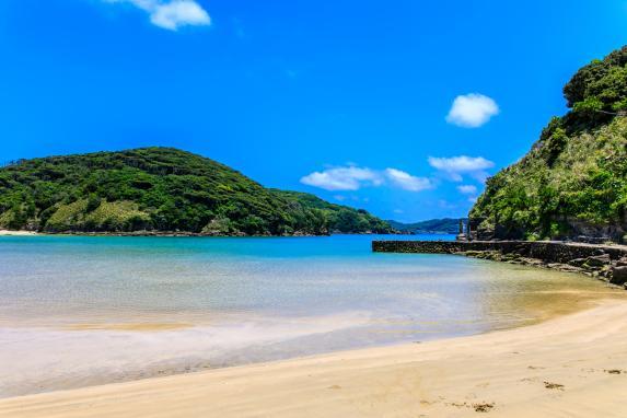 辰ノ島海水浴場-2