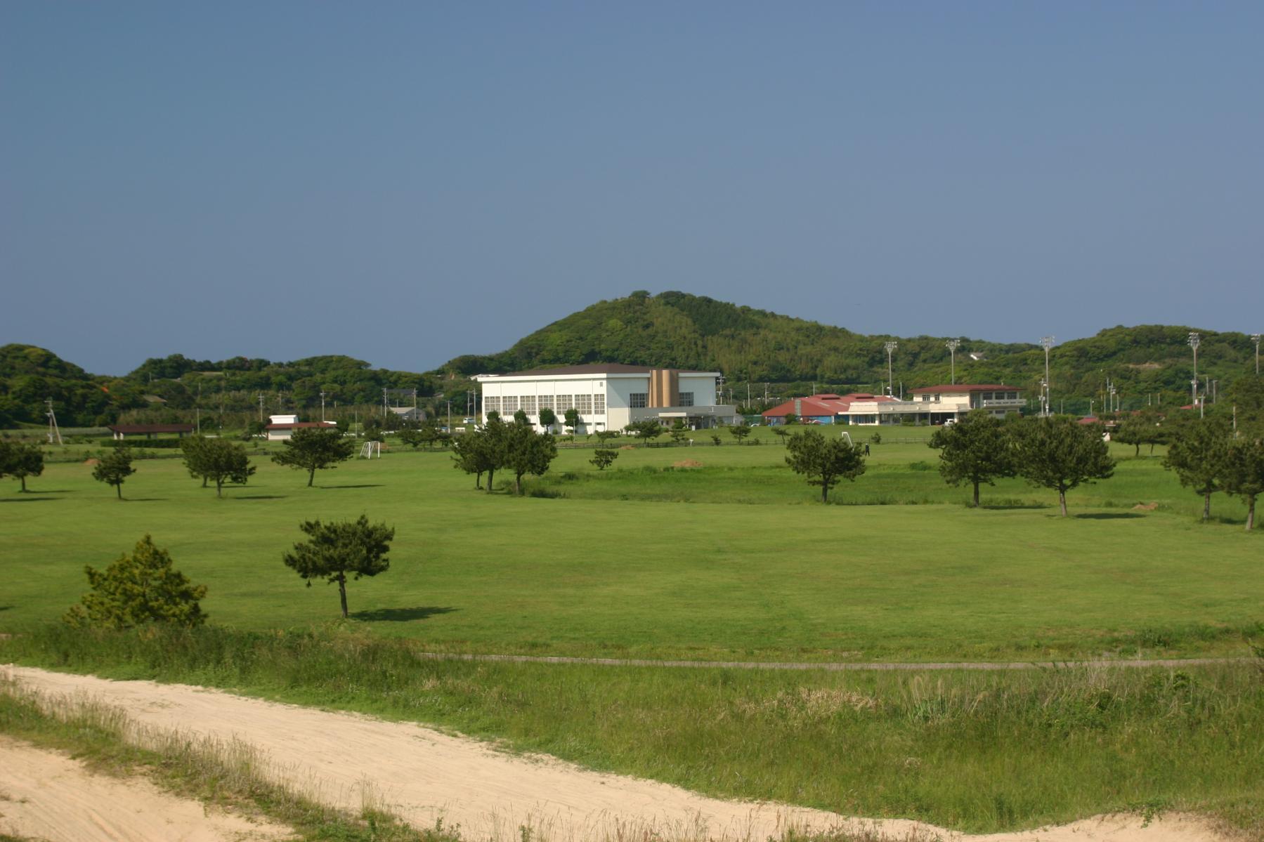 筒城浜キャンプ場-1