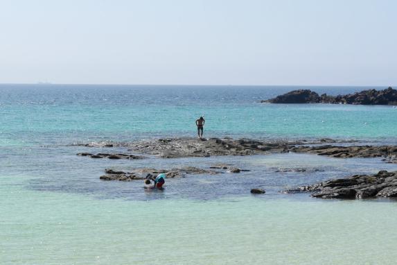 錦浜海水浴場-2