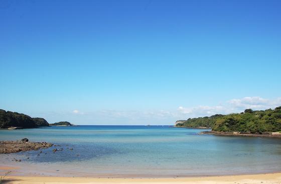 里浜海水浴場-1
