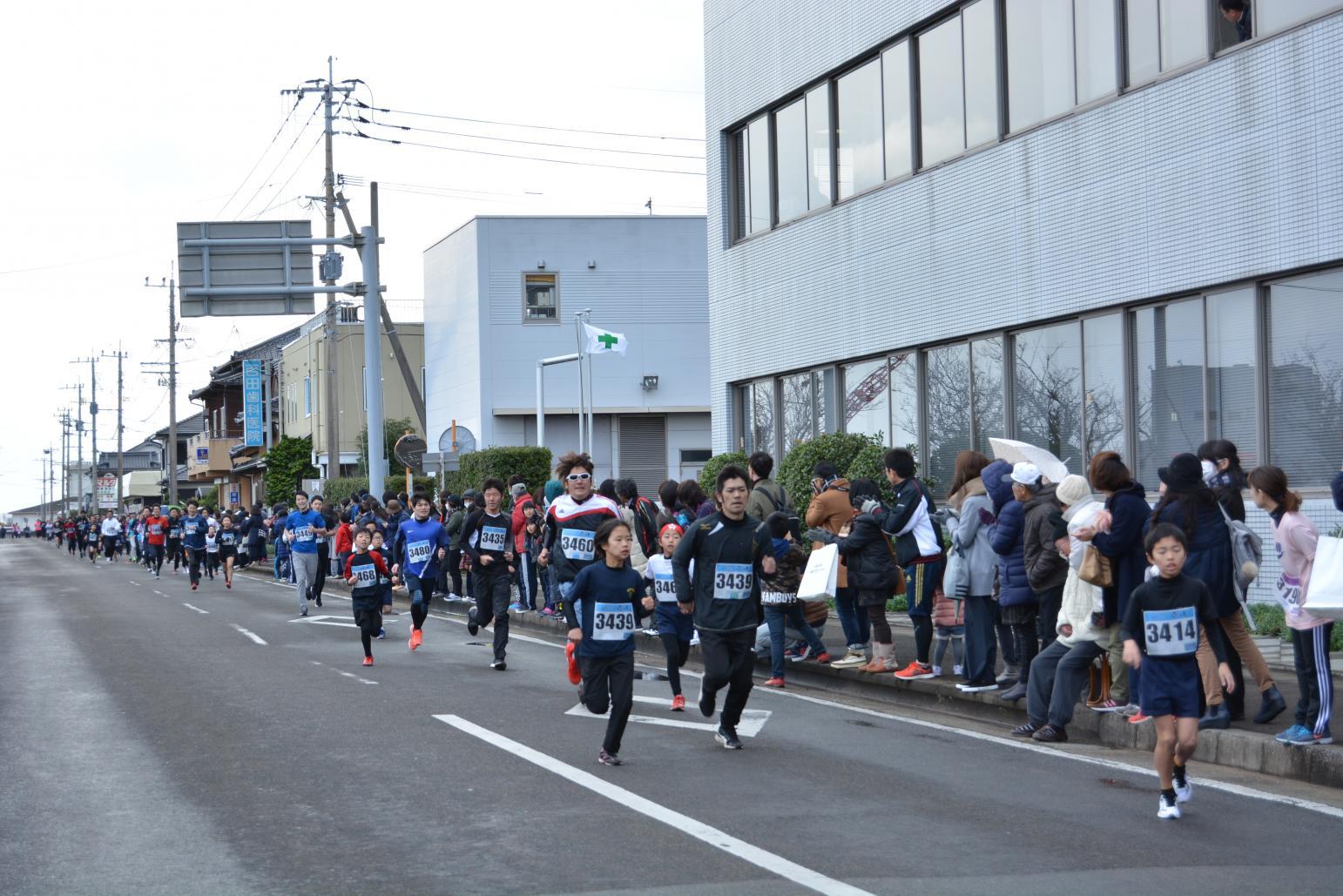【終了しました】壱岐新春マラソン-1