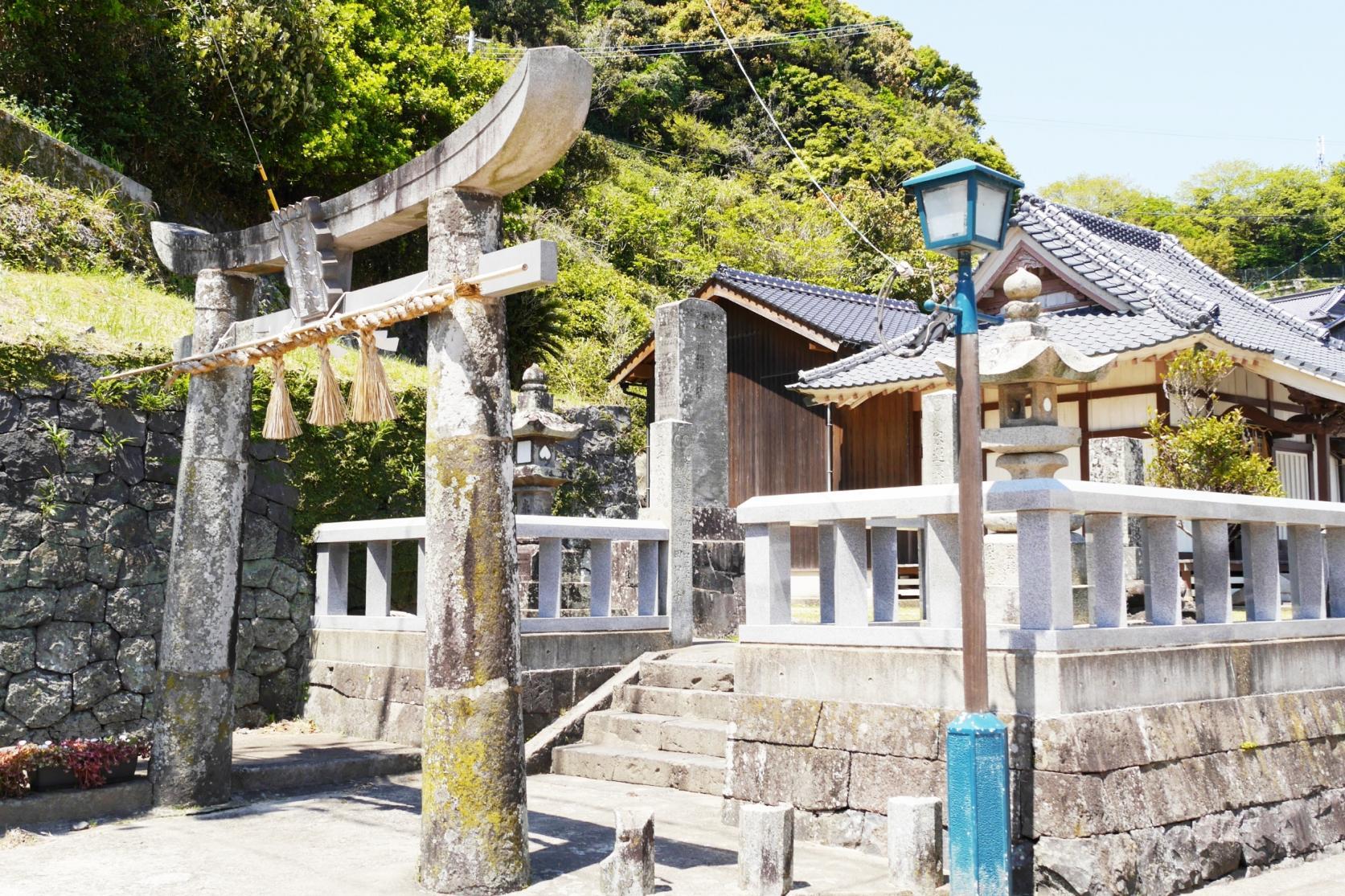 芦辺住吉神社-2