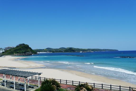 清石浜海水浴場-3