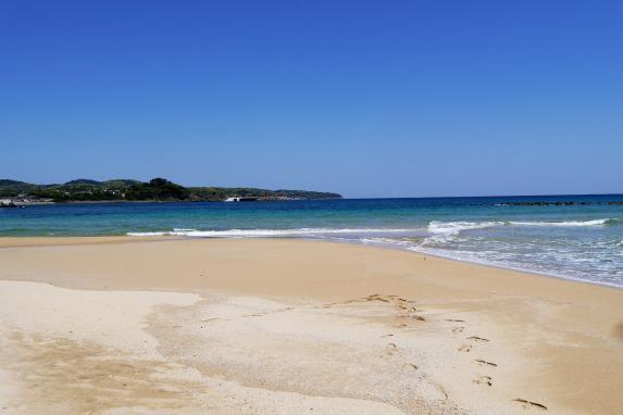 清石浜海水浴場-2
