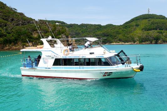 辰の島遊覧船-3