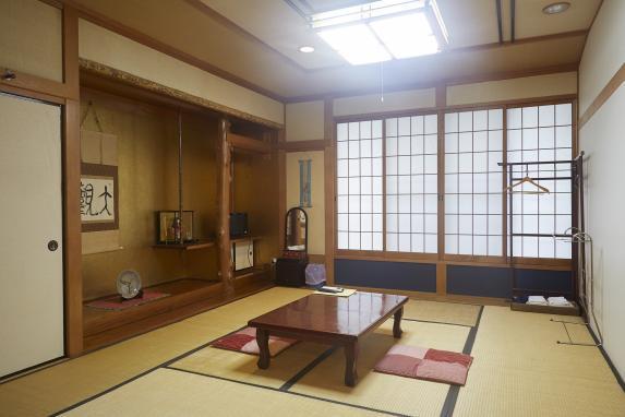 民宿 しげ井-1