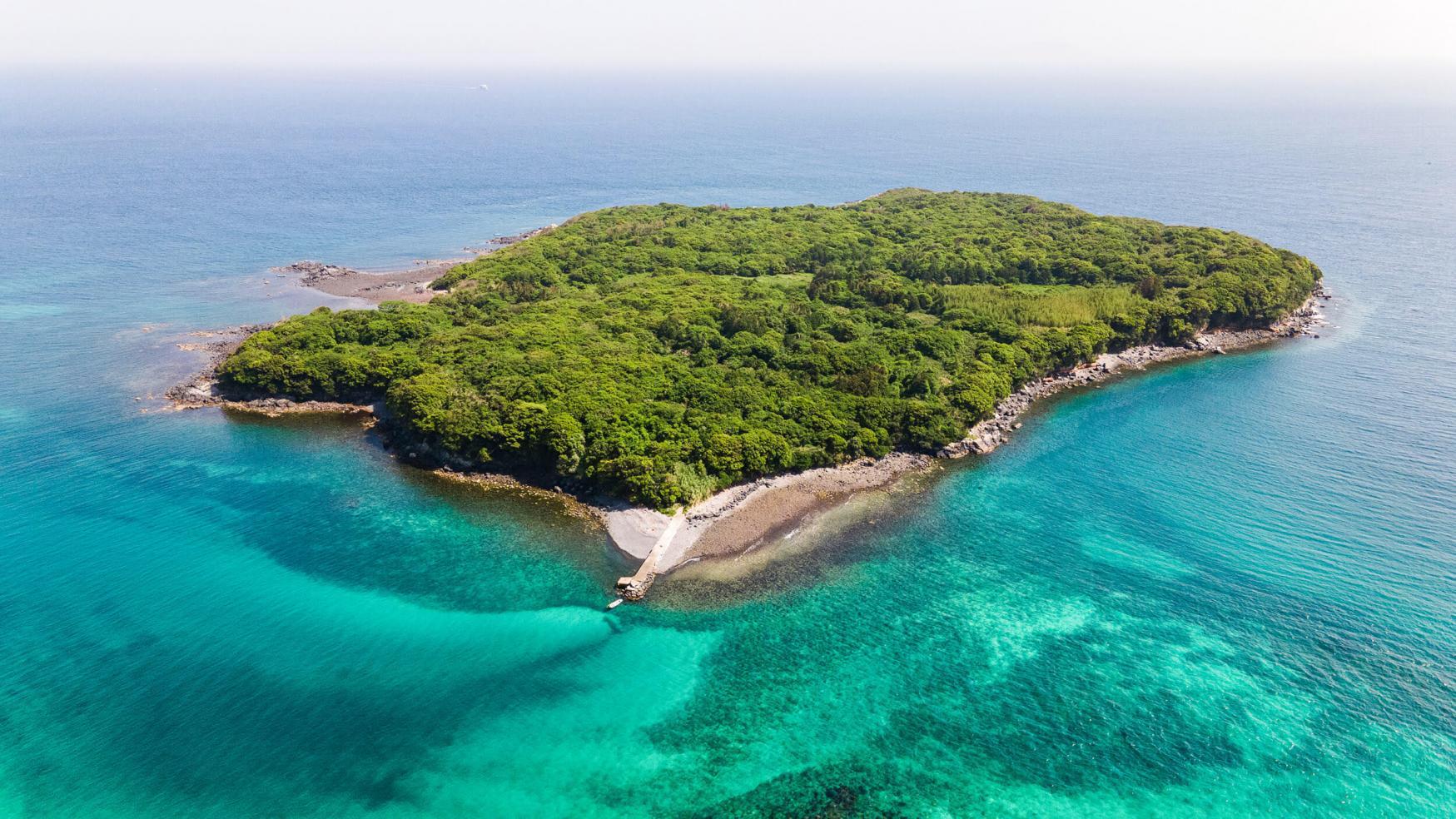 無人島サバイバル体験ツアー-1